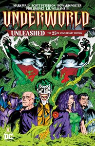 [Underworld Unleashed (25th Anniversary Edition) (Product Image)]