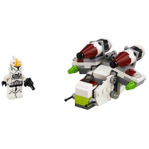 [Star Wars: Lego: Microfighters: Republic Gunship (Product Image)]