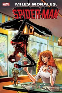 [Miles Morales: Spider-Man #11 (Andolfo Mary Jane Variant) (Product Image)]