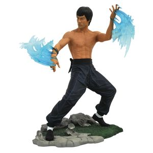 [Bruce Lee: Gallery PVC Statue: Water (Product Image)]