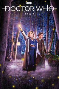 [Doctor Who Comics #4 (Cover B Photo) (Product Image)]