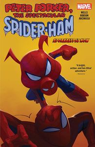 [Spider-Ham: Aporkalypse Now (Product Image)]