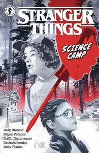 [Stranger Things: Science Camp #2 (Cover C Nguyen) (Product Image)]