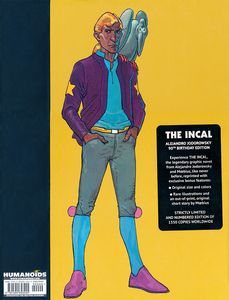 [The Incal (Oversized Deluxe Edition Hardcover) (Product Image)]