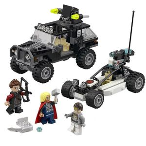 [Marvel Superheroes: Lego: Avengers Hydra Showdown (Product Image)]