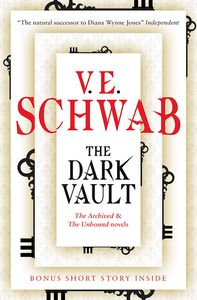 [The Dark Vault: The Archived & The Unbound Novels (Signed Bookplate Edition) (Product Image)]
