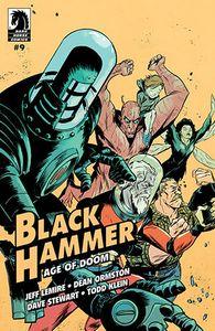 [Black Hammer: Age Of Doom #9 (Cover B Greene) (Product Image)]