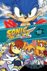 [Sonic The Hedgehog Select: Volume 10 (Product Image)]