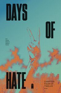 [Days Of Hate #4 (Product Image)]