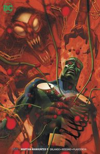 [Martian Manhunter #9 (Variant Edition) (Product Image)]