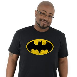 [DC: Batman: T-Shirt: Batman Logo (Product Image)]