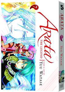 [Arata The Legend: Volume 7 (Product Image)]