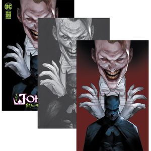 [Joker: 80th Anniversary 100 Page Super Spectacular #1 (Forbidden Planet Ben Oliver Exclusive Three Variant Set) (Product Image)]