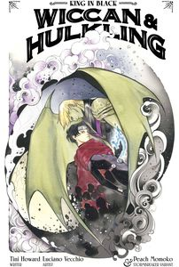 [King In Black: Wiccan Hulking #1 (Momoko Stormbreakers Variant) (Product Image)]