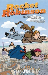 [Rocket Robinson: Secret Saint (Product Image)]