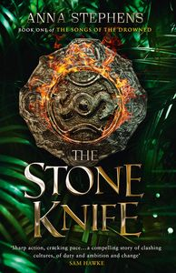 [The Songs Of The Drowned: Book 1: The Stone Knife (Signed Edition Hardcover) (Product Image)]
