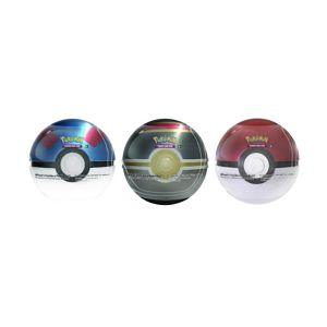 [Pokemon: Series 2 Tin: Poke Ball (Product Image)]
