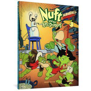 [Nuft & Last Dragons: Volume 1: Great Technowhiz (Product Image)]