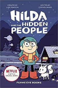 [Hilda & The Hidden People: Book 1 (Product Image)]