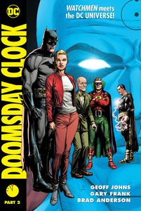 [Doomsday Clock: Part 2 (Hardcover) (Product Image)]