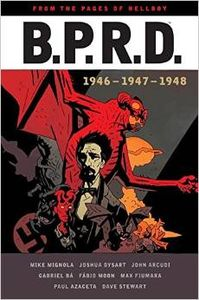 [B.P.R.D.: 1946 - 1948 (Hardcover) (Product Image)]