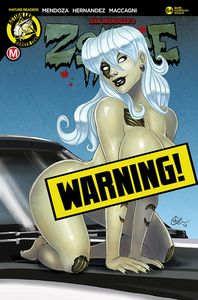 [Zombie Tramp: Ongoing #64 (Cover F Harrigan Risque Limited Edition) (Product Image)]