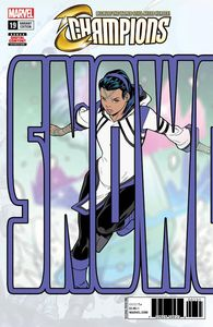 [Champions #19 (2nd Printing) (Product Image)]