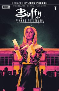 [Buffy The Vampire Slayer #1 (Main) (Product Image)]