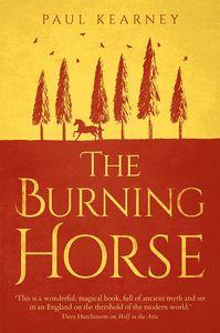 [The Burning Horse (Product Image)]
