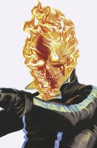 [Avengers #36 (Alex Ross Ghost Rider Timeless Variant) (Product Image)]
