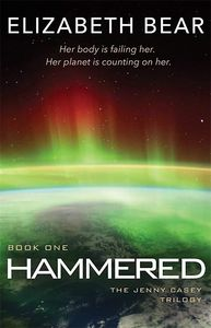 [Jenny Casey: Book 1: Hammered (Product Image)]