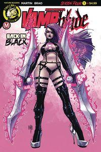 [Vampblade: Season 4 #1 (Cover A Brao) (Product Image)]