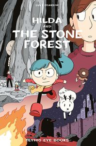 [Hilda & The Stone Forest (Product Image)]