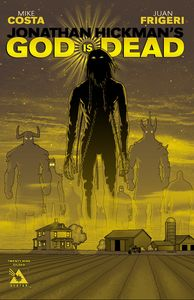 [God Is Dead #29 (Gilded Variant) (Product Image)]