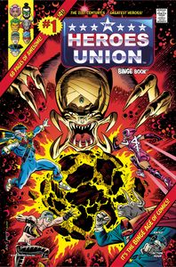 [Heroes Union: The Cosmic Crusade #1 (Product Image)]