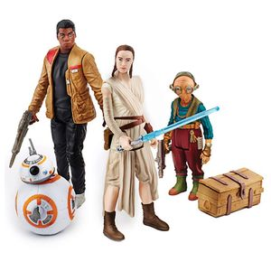 [Star Wars: The Force Awakens: Action Figure 4 Pack: Takodana Encounter (Product Image)]