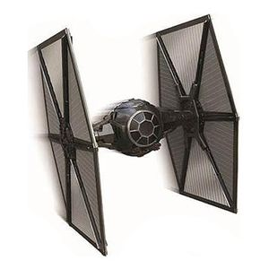 [Star War: The Force Awakens: Hot Wheels Elite Vehicles: First Order TIE Fighter (Product Image)]