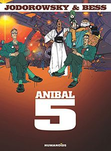 [Anibal 5 (Hardcover) (Product Image)]