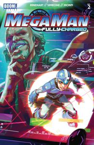 [Mega Man: Fully Charged #2 (Cover A Main) (Product Image)]