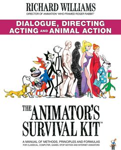 [The Animator's Survival Kit: Dialogue, Directing, Acting & Animal Action (Product Image)]