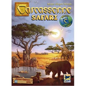 [Carcassonne: Safari (Product Image)]