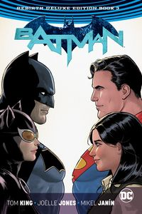 [Batman: Rebirth Deluxe Collection: Book 3 (Hardcover) (Product Image)]