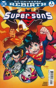 [Super Sons #1 (Product Image)]