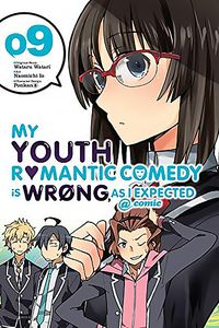 [My Youth Romantic Comedy Is Wrong, As I Expected: Volume 9 (Product Image)]
