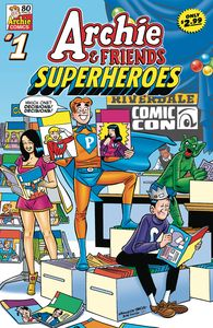 [Archie & Friends: Superheroes #1 (Product Image)]