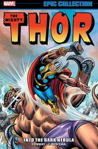 [Thor: Epic Collection: Into The Dark Nebula (Product Image)]