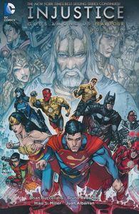 [Injustice Gods Among Us: Year Four: Volume 1 (Product Image)]