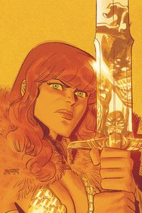 [Vampirella/Red Sonja #8 (Romero Virgin Variant) (Product Image)]