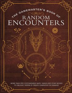 [The Gamemaster's Book Of Random Encounters (5th Edition - Hardcover) (Product Image)]