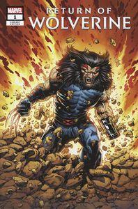 [Return Of Wolverine #1 (McNiven Age Apocalypse Costume) (Product Image)]